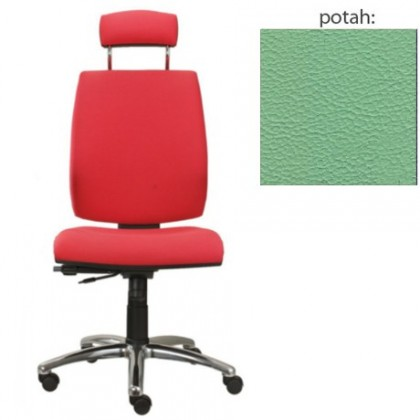 kancelářská židle York šéf E-synchro(koženka 89)