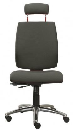 kancelářská židle York šéf E-synchro(suedine 24)