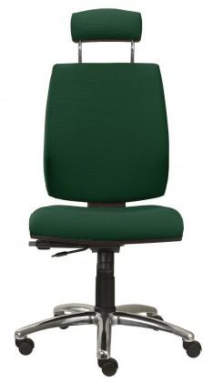 kancelářská židle York šéf E-synchro(suedine 59)