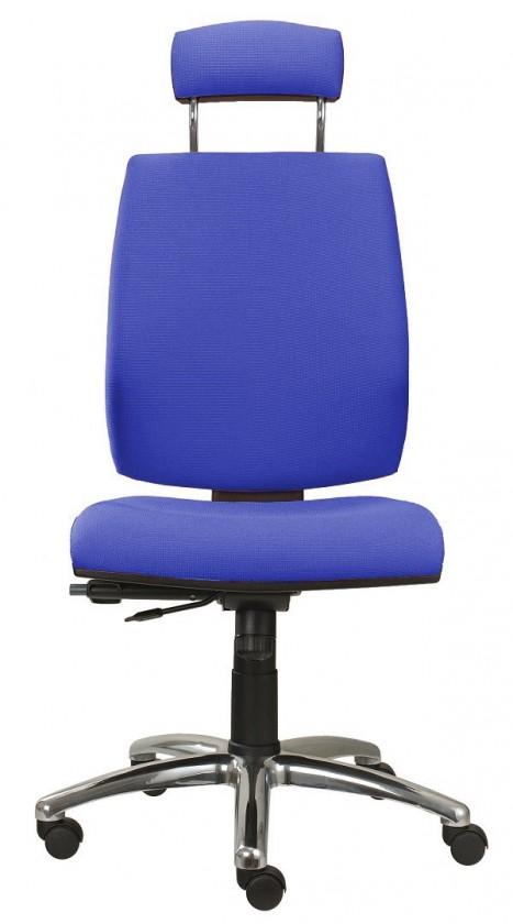 kancelářská židle York šéf E-synchro(suedine 7)