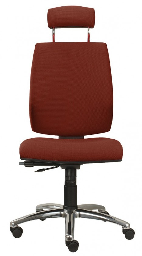 kancelářská židle York šéf T-synchro(alcatraz 855)