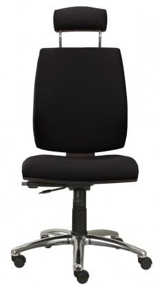 kancelářská židle York šéf T-synchro(suedine 1)
