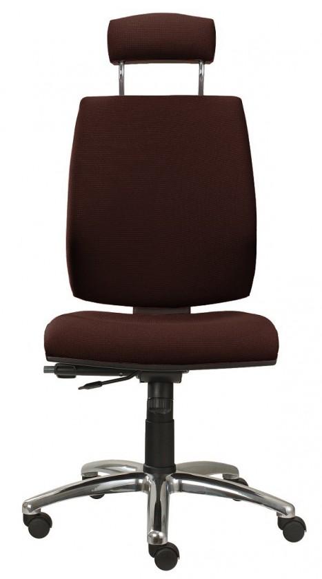 kancelářská židle York šéf T-synchro(suedine 21)