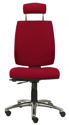 kancelářská židle York šéf T-synchro(suedine 29)