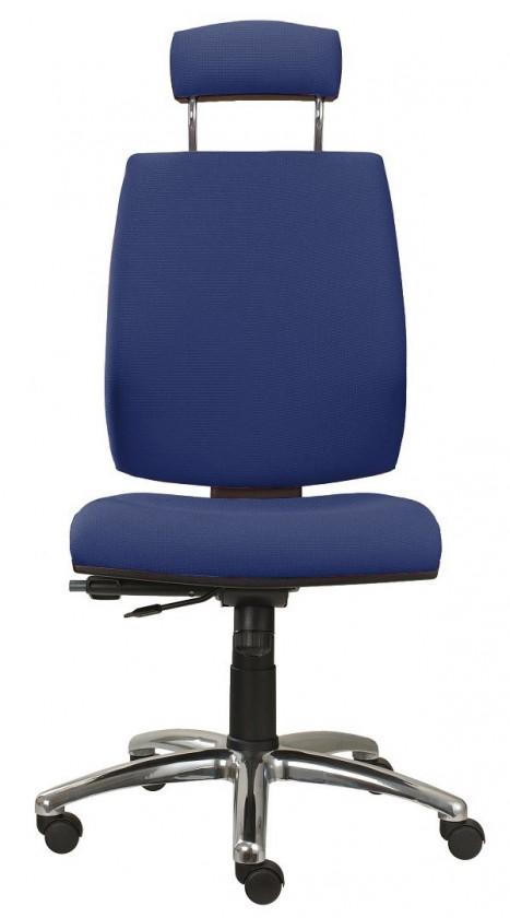kancelářská židle York šéf T-synchro(suedine 9)
