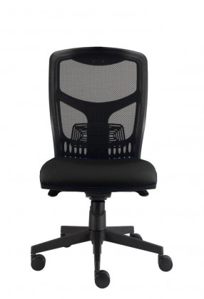 kancelářská židle York síť E-synchro (alcatraz 17, sk.3)