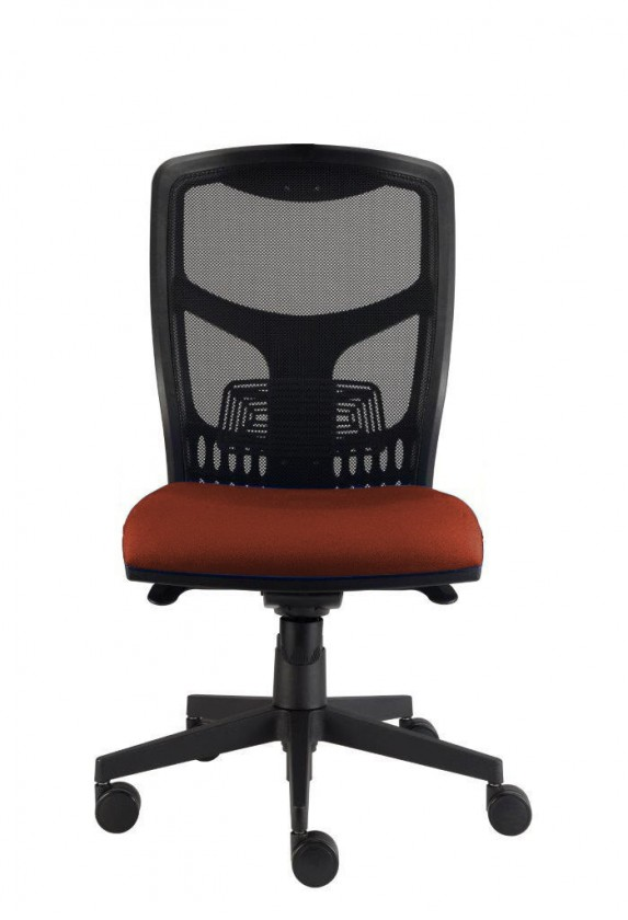 kancelářská židle York síť E-synchro (alcatraz 855, sk.3)