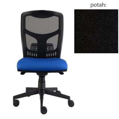 kancelářská židle York síť E-synchro (koženka 12, sk.3)
