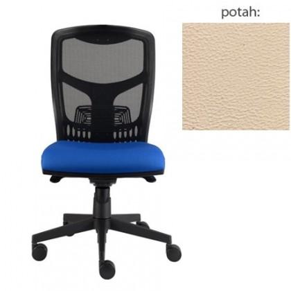 kancelářská židle York síť E-synchro (koženka 96, sk.3)