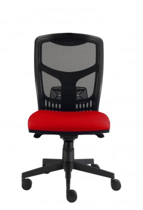 kancelářská židle York síť E-synchro (suedine 2, sk.1)