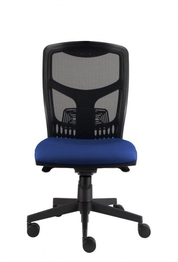 kancelářská židle York síť E-synchro (suedine 9, sk.1)