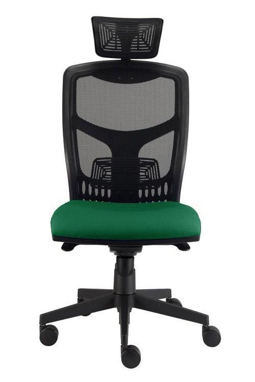 kancelářská židle York síť T-synchro (alcatraz 12, sk.3)