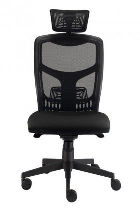 kancelářská židle York síť T-synchro (alcatraz 17, sk.3)