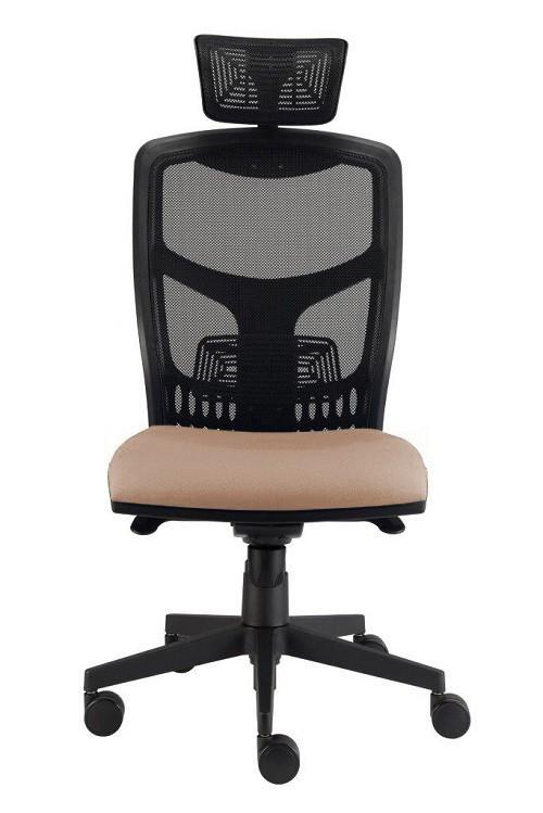 kancelářská židle York síť T-synchro (alcatraz 40, sk.3)