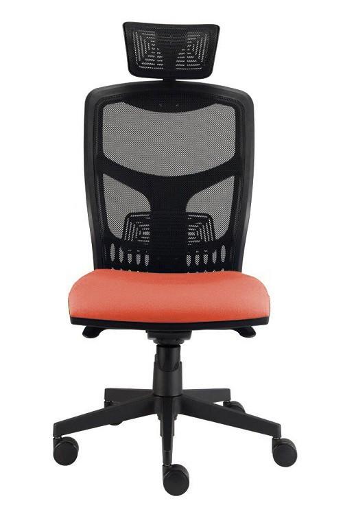 kancelářská židle York síť T-synchro (alcatraz 46, sk.3)