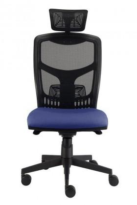 kancelářská židle York síť T-synchro (alcatraz 9, sk.3)