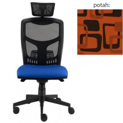kancelářská židle York síť T-synchro (norba 76, sk.4)