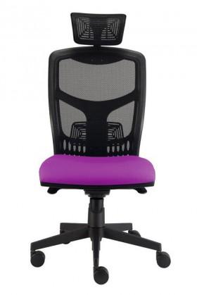 kancelářská židle York síť T-synchro (suedine 22, sk.1)