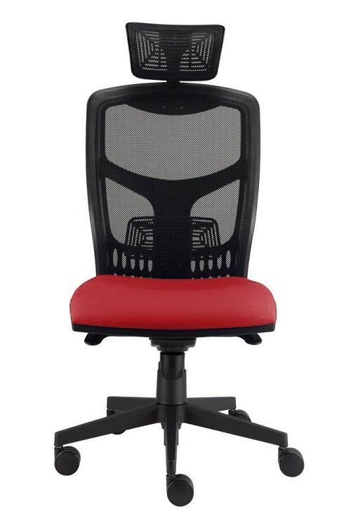kancelářská židle York síť T-synchro (suedine 29, sk.1)