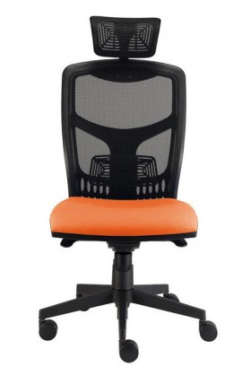 kancelářská židle York síť T-synchro (suedine 46, sk.1)