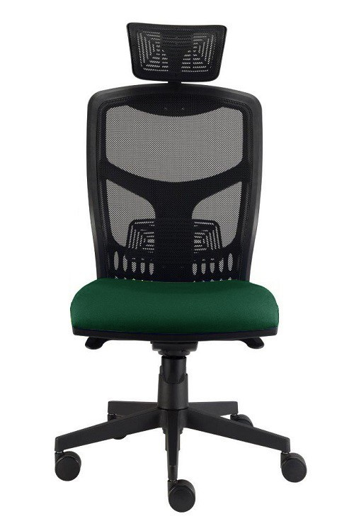kancelářská židle York síť T-synchro (suedine 59, sk.1)