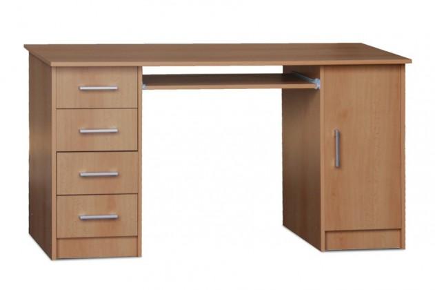Kancelářský stůl Alfred 1 - Stůl (buk)