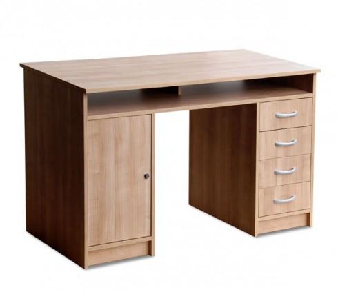 Kancelářský stůl Alfred 3 M - Stůl (marbel)