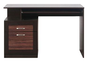 Kancelářský stůl Boss BS11 (olivka/dub maggia)