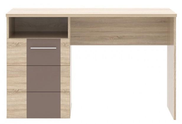 Kancelářský stůl Champion-CHPB21(Q85 - Dub sonoma/kakao supermat)