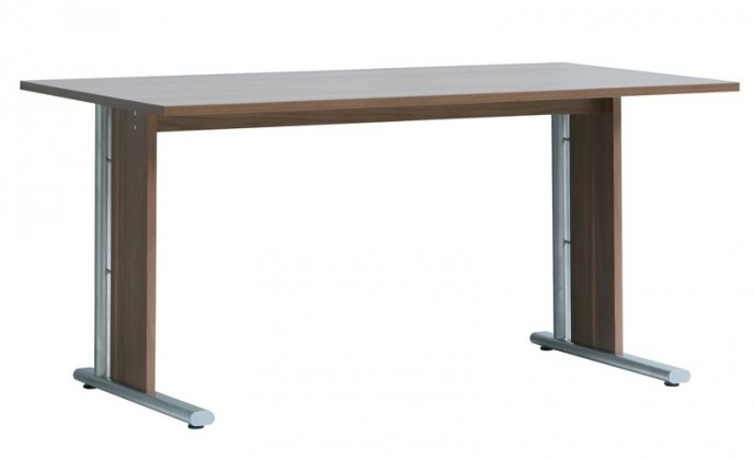 Kancelářský stůl Galant GLTT160 (Ořech vlašský)