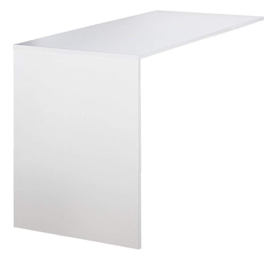 Kancelářský stůl GW-Altino - Přídavný stůl (bílá)