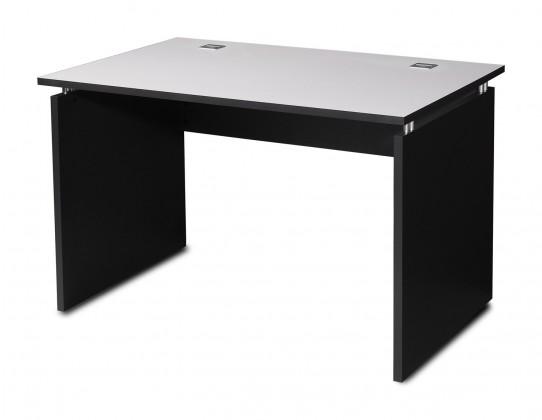 Kancelářský stůl GW-Linea - stůl (antracit / bílá)