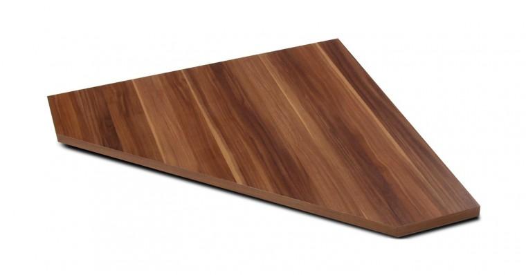 Kancelářský stůl GW-Power-Spojovací roh stolu (ořech)