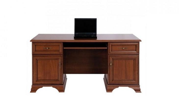 Kancelářský stůl Kentaki BIU2D2S (třešeň primavera)