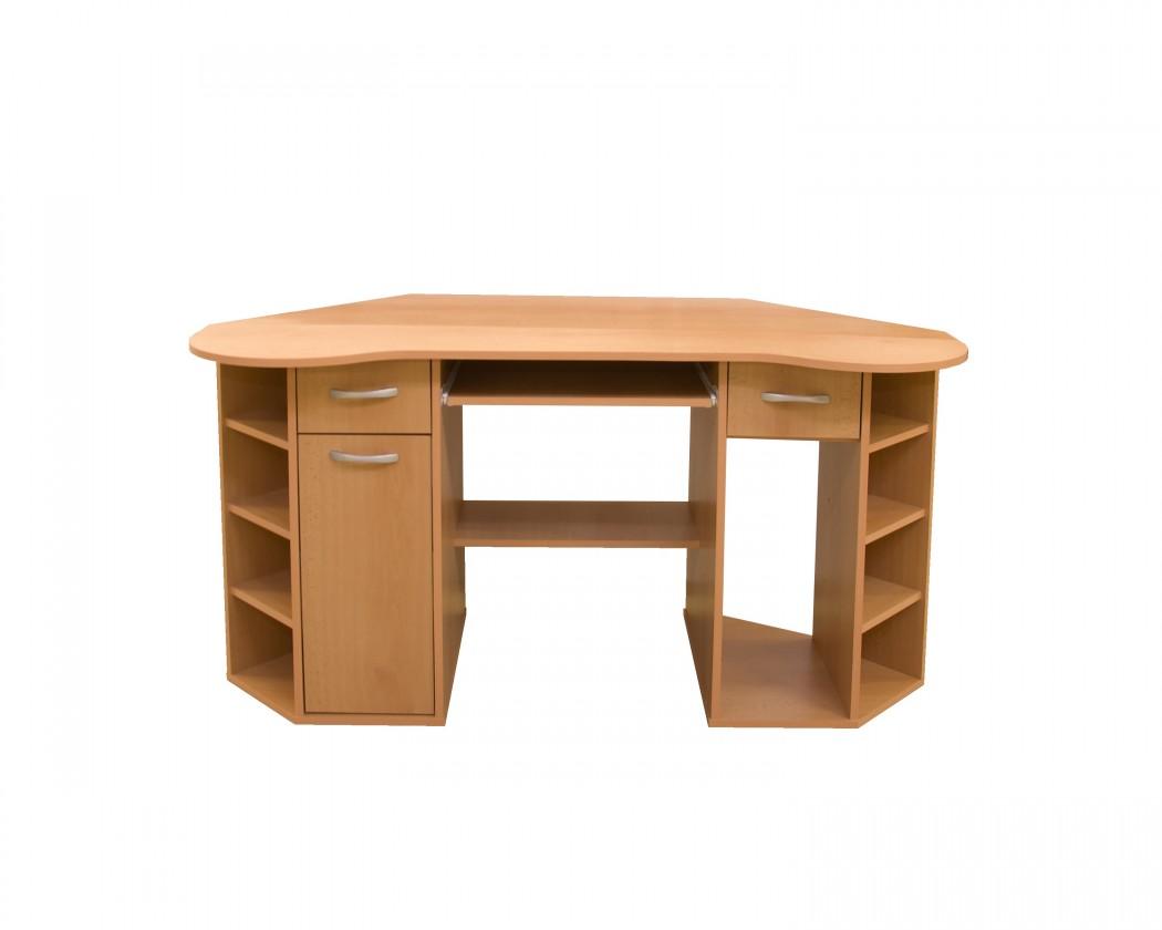 Kancelářský stůl LA 531 (Buk)