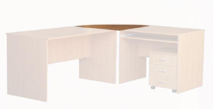 Kancelářský stůl Merkur roh