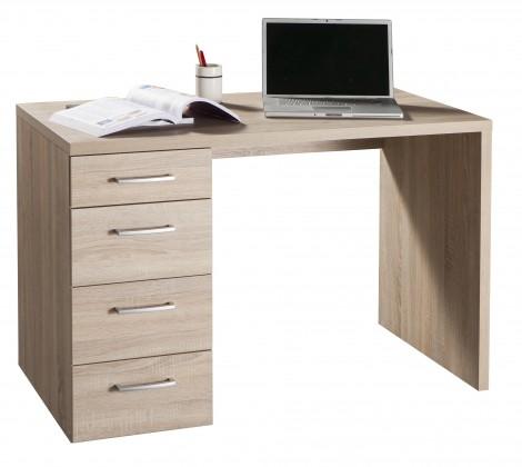 Kancelářský stůl Moneta - Psací stůl SR0480K50105 (dub sonoma)