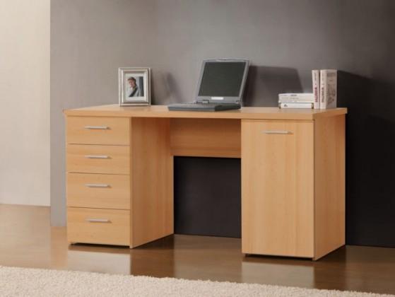 Kancelářský stůl MT926 Javor světlý