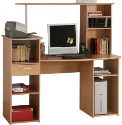 Kancelářský stůl MT933 (Buk Samerberg)