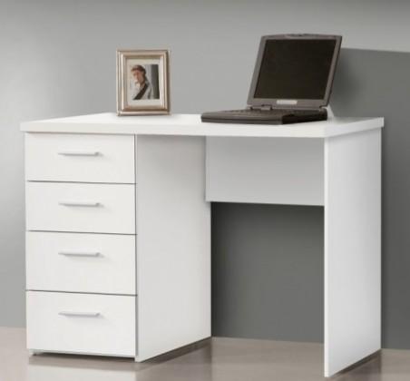 Kancelářský stůl Net106 MT935 (Bilá mat)