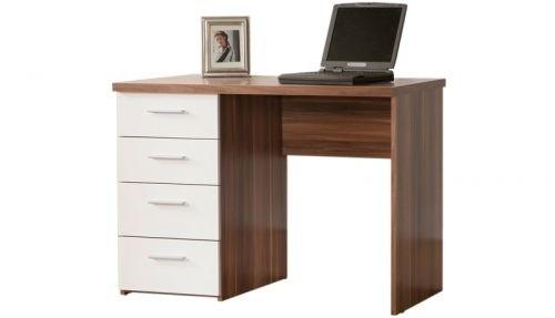 Kancelářský stůl Net106 MT935 ( Ořech/Bílá)