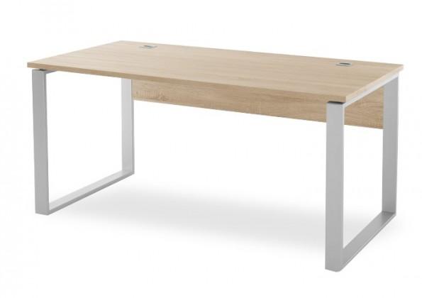 Kancelářský stůl Ohio - stůl, 160 cm (dub sonoma)