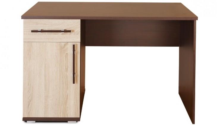 Kancelářský stůl Oliver (Wenge/Dub Sonoma)