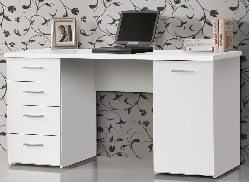 Kancelářský stůl Psací stůl MT926 (bílá)