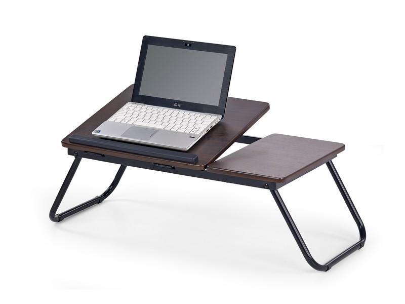 Kancelářský stůl Stolek B-19 (Ořech tmavý)