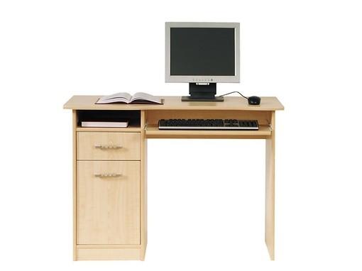 Kancelářský stůl Tip top TBIU 1D1S/100 (Javor nida)