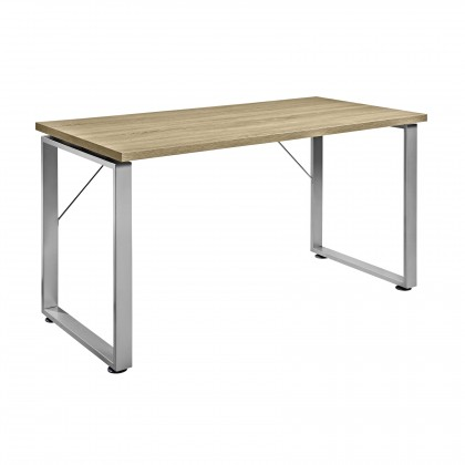 Kancelářský stůl Work - Stůl, 140x74x70 (dub)