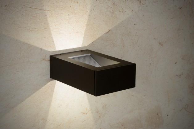 Karey - venkovní osvětlení, 1W, LED (černá)