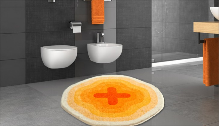 Karim 03 - Předložka kruh 60 cm (žlutá)