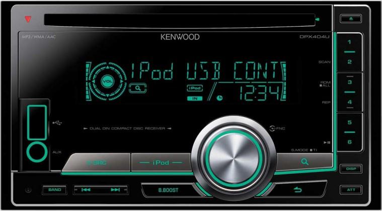 Kenwood DPX404U